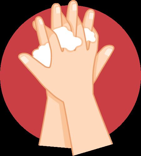 Usap punggung tangan