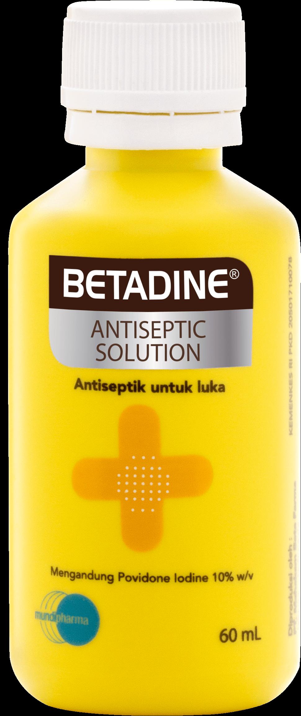 BETADINE® Antiseptic Solution