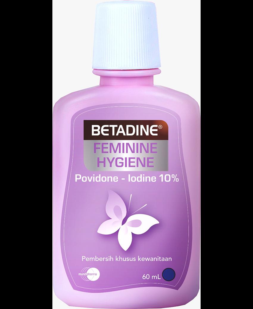 BETADINE® Feminine Hygiene PVPI 10%