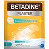 Betadine Plaster Waterproof Transparent