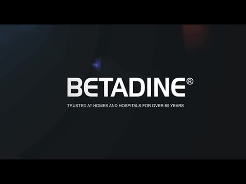 BETADINE® - Trusted worldwide in families and healthcare professionals for over 60 years